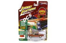 JOHNNY LIGHTNING  1966 FORD FAIRLANE GT 1/64 DIECAST EMBERGLO POLY JLCP7078 A