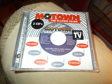 MOTOWN THE CLASSIC YEARS CD BRAND NEW SEALED
