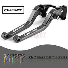 Motorbike CNC Alu Long Brake Clutch Adjustable Levers for BMW R1200RT SE 10-13