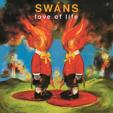 SWANS - Love Of Life LP - Sealed new copy