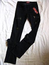 Killah by Miss Sixty Blue Jeans Denim W27/L34 low waist slim fit straight leg