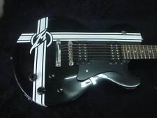 James Hetfield Frames Stripes Custom Guitar Sticker Replica Explorer
