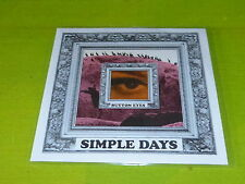 BUTTON EYES - SIMPLE DAYS !!!!!RARE CD PROMO!!!!!