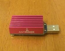 Bitmain Antminer U2 USB Bitcoin Miner 2 GH/S (Pink Color)