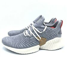 Adidas Alphabounce Instinct Gray Mens Size 10.5 B76038 Athletic Shoes