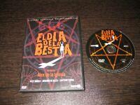 Il Giorno Della Bestia DVD Alex Angolo Armando De Razza ° Santiago