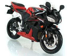 MAISTO 1:12 Honda CBR600RR 31154 BLACK MOTORCYCLE BIKE DIECAST MODEL IN BOX