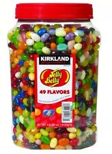 ORIGINAL JELLY BELLY BEANS 49 GOURMET FLAVORS Kirkland 64 oz 4 lb EXPEDITED SHIP