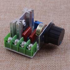 Motor 2000W 220V SCR Módulo Regulador de Voltaje Dimmer Controlador Velocidad