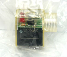 JOYNER Stecker für Magnetspule (LED-Anzeige) 24V AC/DC; 10A; 250V | NEU