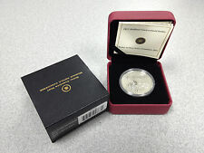 2011 Royal Canadian Mint Silver Dollar: 100th Anniversary of Parks Canada