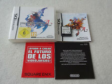 Final Fantasy Tactics A2: Grimoire of the Rift Nintendo DS Spiel komplett in OVP