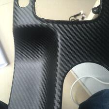 DIY 3D Carbon Fiber Vinyl Car Wrap Sheet Roll Film Car Styling Sticker 30x127cm
