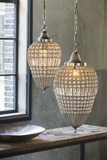 Light & Living Hängeleuchte Pendelleuchte Lampe Deckenlampe Little Kristall