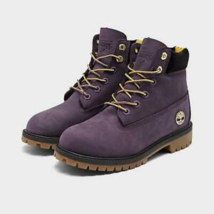 TIMBERLAND TODDLER  X NBA LOS ANGELES LAKERS 6 INCH CLASSIC PREMIUM BOOTS