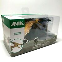 Tomy ANIA Japan PTERANODON w/ COELACANTH Dinosaur Toy Figure NEW BOX RARE