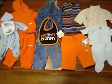 Newborn Boys Size 0-3 Months - 13 pc Clothing Lot - Old Navy