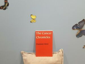 The Cancer Chronicles - Damien Hirst - signed & numbered book 2003