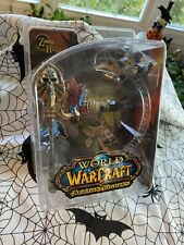 Zabra Hexx World Of Warcraft Action Figures Dc Unlimited Style 26679 Rare