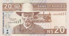 Namibia 20 Dollars (2002) Pick 06 (1)