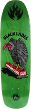 BLACK LABEL VULTURE CURB CLUB SKATEBOARD DECK 8.75 INCH - FREE GRIP - CRUISER