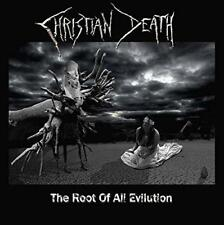 Christian Death - The Root Of All Evilution (NEW CD)