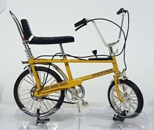 Chopper Mk1 Die Cast Model 1 12 Scale Raleigh Bicycle in Yellow Tw41600