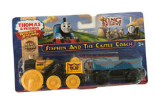 Thomas & Friends Train Tank Engine Wooden - Stephen and the Castle Coach - NEW