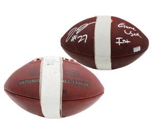 Game Used Justin Herbert Interception Football Chargers Patriots JC Jackson Auto