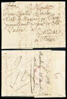 1828, kpl. Ganzfranko-Brief von Augsburg nach Zurzach (CH)