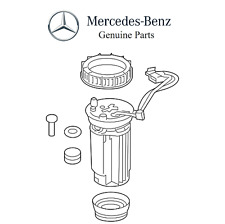 For Mercedes W212 E250 E350 Diesel Emissions Fluid Pre-Heater Repair Kit Genuine