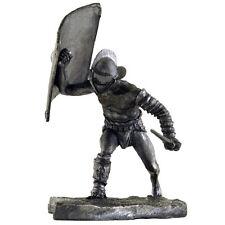 Gladiator - Secutor. Tin toy soldiers. 54mm miniature figurine. metal sculpture