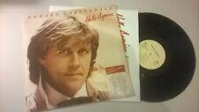 LP Pop Howard Carpendale - Hello Again (14 Song) EMI ELECTROLA / OIS