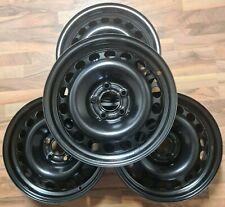 Stahlfelgensatz Opel 6,5Jx16 ET37 LK5x110 schwarz (Int.Nr.U1580)