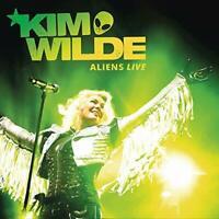 Kim Wilde - Aliens Live (NEW CD)
