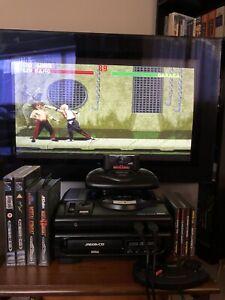 Sega Mega Drive, Mega CD and 32X Consoles Tower of Power Bundle and 6 Games