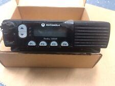 NEW MOTOROLA CM300, UHF 438-470 MHZ, 25 WATT, 32 CHANNEL RADIO (AAM50RNF9AA1AN)