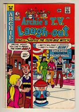 Archie's TV Laugh-out #40 - 1976 Archie - Sabrina the Teen-Age Witch - VG (4.0)