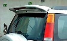 Fits HONDA CRV Grey Primer Unpainted Rear Spoiler Wing 1997-2001 - MADE IN USA