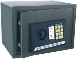 TrendLine Tresor 350 x 250 x 250 mm Safe Möbeltresor Dokumententresor Wandtresor