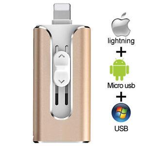 Unità Flash USB 8G 256GB 512GB del disco di archiviazione Memory Stick OTG per iPhones IOS LOTTO