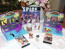 *SPICE GIRL COLLECTION*CALENDAR*2 SOUND STAGES*KEYCHAIN*MUGS*VIDEOS*