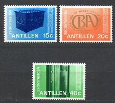Dutch Antilles - 1978 150 years national bank Mi. 352-54 MNH