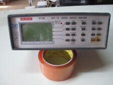 UNAOHM EP298 Analog & Digital DVB-C mit Digital Spektrumanalyser und QAM BER