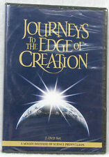 New Journey to the Edge of Creation 2 DVD set Our Solar System Milky Way