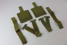 MSAP Deltiod Protectors w/ Front, Rear MOLLE Attachment & Elastic Armbands