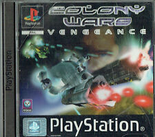 Play station Colony Wars