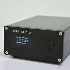 HIFI PCM1794A decoder soft control AK4118 SPDIF coaxial fiber AES to 24bit 192K
