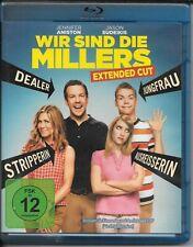 Wir sind die Millers - Extended Cut Blu Ray