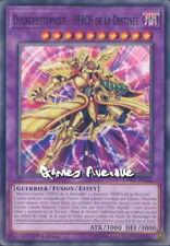 Yu-Gi-Oh ! Ducrépustopique - HEROS de la Destinée LEHD-FRA32 (LEHD-ENA32) VF/COM